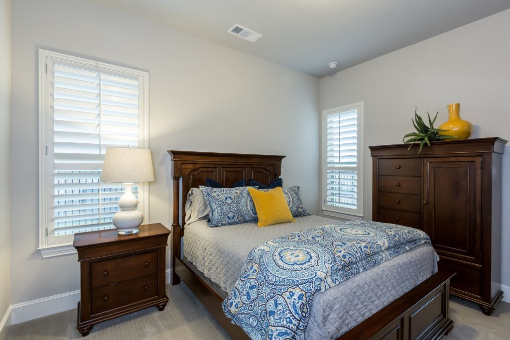 What makes a good guest room?