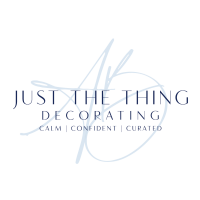 Just the Thing Decorating Logo