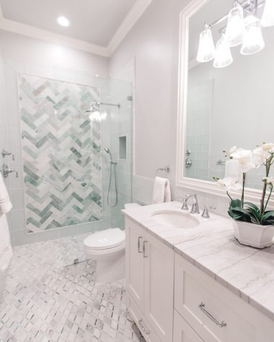 Planning a bathroom renovation in the DFW area